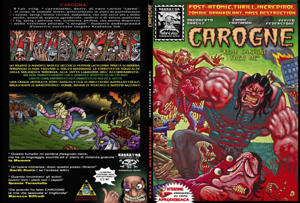 cover Carogne