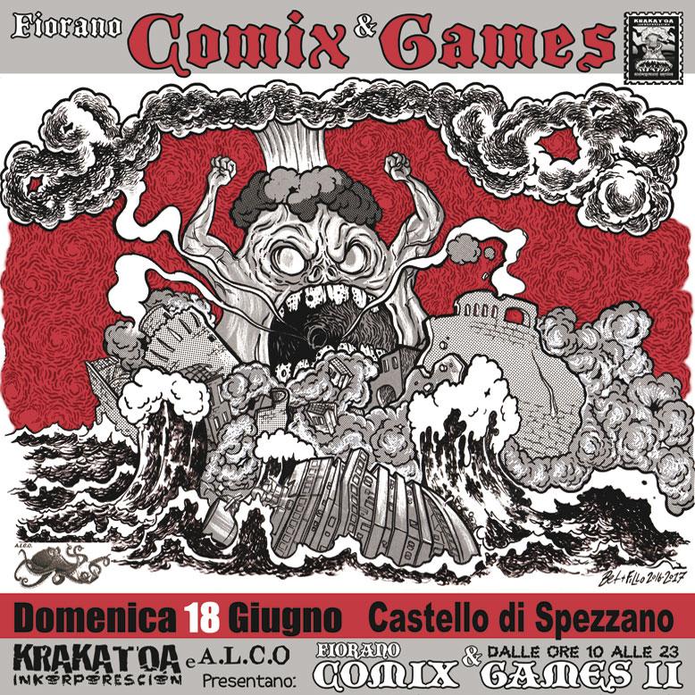 Fiorano Comix & Games II, edizione 2017