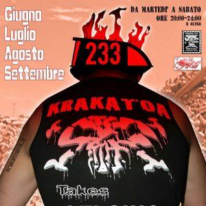 Krakatoa-Takes-Celsius233 Castellarano RE Parco dei Popoli